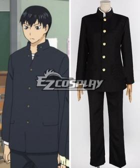 Haikyu!! Shouyou Hinata/Tobio Kageyama Karusuno High School Costume