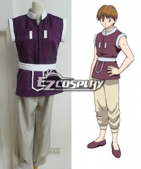 Hunter×Hunter Shalnark Cosplay Costume