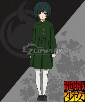 Hell Girl: Yoi no Togi Michiru Cosplay Costume