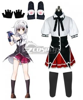 High School DxD BorN Koneko Toujou Cosplay Costume