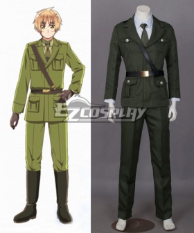 England Cosplay Costume from Axis Powers Hetalia