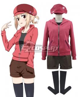 Himouto! Umaru-chan UMR Umaru Doma Daily Cosplay Costume(Without Hat)