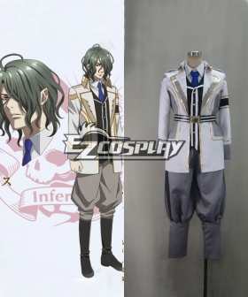 Kamigami no Asobi: Ludere deorum Tsukito Totsuka Uniform Cosplay Costume