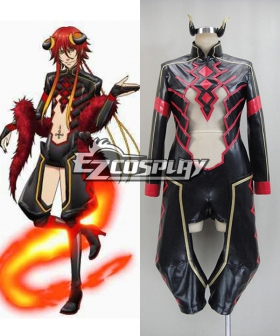 Kamigami no Asobi: Ludere deorum Loki Laevatein God Form Cosplay Costume