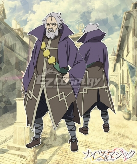 Knight's & Magic Lauri Echevarria Cosplay Costume