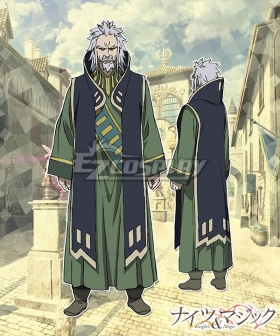 Knight's & Magic Kunuto Dikusugodo Cosplay Costume