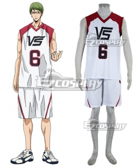 Kuroko's Basketball Last Game Shintaro Midorima Cosplay Costume