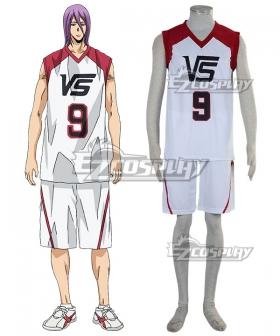 Kuroko's Basketball Last Game Atsushi Murasakibara Cosplay Costume