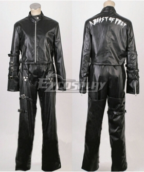 The King of Fighters' 98 K Cosplay Costume