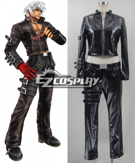 The King of Fighters' 99 K Cosplay Costume