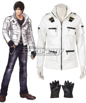 The King Kyo Kusanagi Cosplay Costume - Only Coat And Gloves