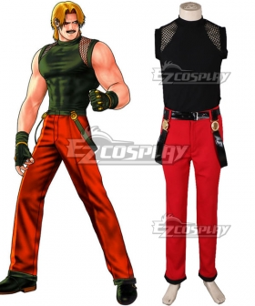 The King of Fighters Rugal Bernstein Cosplay Costume