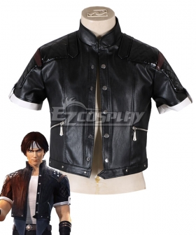 The King of Fighters Kyo Kusanagi Coat Cosplay Costume