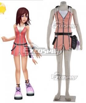 Kingdom Hearts Kairi Cosplay Costume