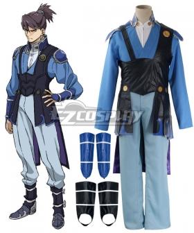 Kabaneri of the Iron Fortress Kurusu Cosplay Costume