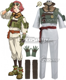 Kabaneri of the Iron Fortress Yukina Cosplay Costume