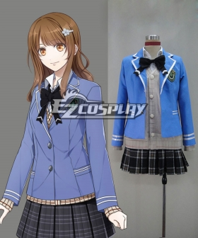 K-Wonderful School Days Saya Konohana Cosplay Costume