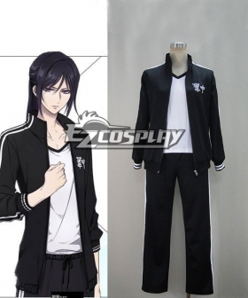 K Project Kuroh Yatogami Cosplay Costume