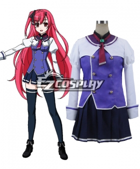Kuusen Madoushi Kouhosei no Kyoukan Misora Whitale Misora Hoittoteru Cosplay Costume
