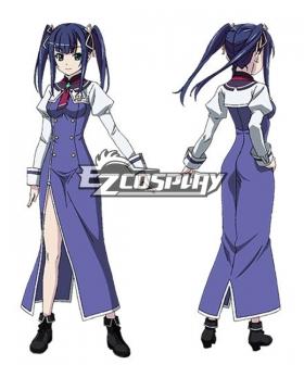 Kuusen Madoushi Kouhosei no Kyoukan Yuri Flostre Julie Frostor Cosplay Costume