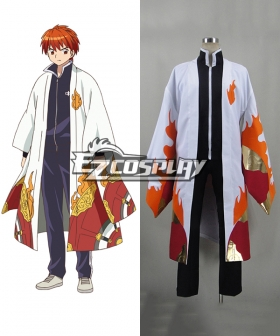 Kyoukai no Rinne Rinne Rokudou Cosplay Costume - Only Robe
