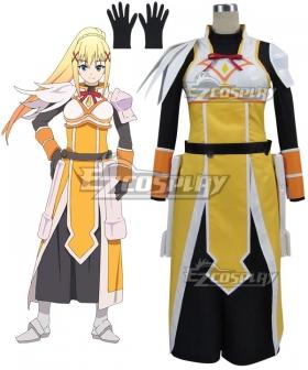 Kono Subarashii Sekai ni Shukufuku o Darkness Cosplay Costume
