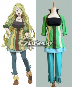 Log Horizon Marielle Cosplay Costume