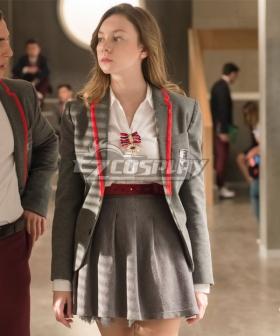 Elite TV Series Netflix School Uniform Female Cosplay Costume