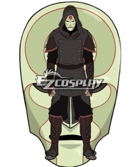 Avatar Legend of Korra Amon Cosplay Costume