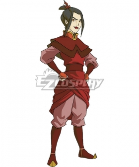 Avatar: The Last Airbender Azula New Cosplay Costume