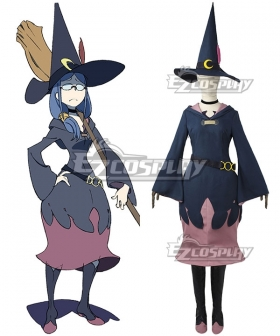 Little Witch Academia Ursula Cosplay Costume