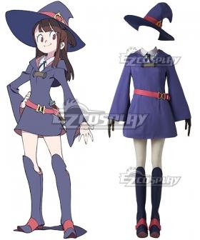 Little Witch Academia Kagari Atsuko Rotte Yanson Cosplay Costume