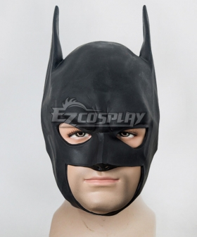 DC Comics Batman v Superman: Dawn of Justice Batman Mask Latex Halloween Mask