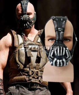 DC Comics The Dark Knight Rises Bane Dorrance Mask Cosplay Prop Helmet