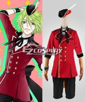 MARGINAL#4 REVOLUTION Nomura Eru Cosplay Costume