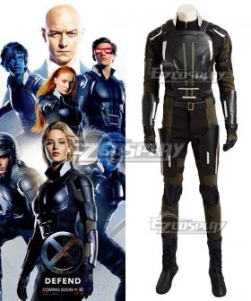 Marvel X-Men: Apocalypse X Men Cyclops Scott Summers Cosplay Costume - Including Boots