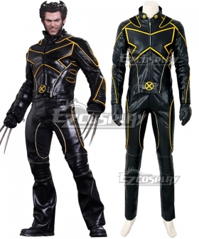 Marvel X-Men X Men The Last Stand Wolverine James Howlett Logan Cosplay Costume