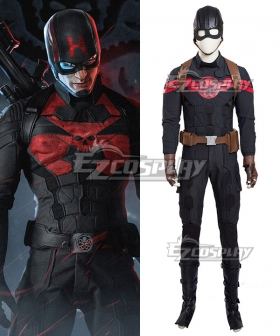 Marvel Captain America Hydra Cosplay Costume