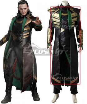 Marvel Thor 2: The Dark World Loki Cosplay Costume
