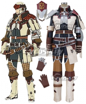 Monster Hunter 4 Hunter Halloween Cosplay Costume