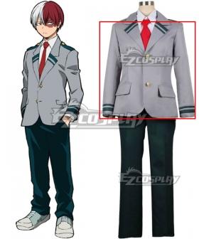 My Hero Academia Shoto Todoroki Katsuki Bakugou Akademia Izuku Cosplay Costume  Only Coat