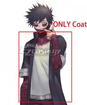 My Hero Academia Boku no Hero Akademia Dabi Cosplay Costume - ONLY Coat