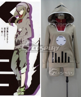Mekakucity actors Kagerou Project Kido Tsubomi Cosplay Costume