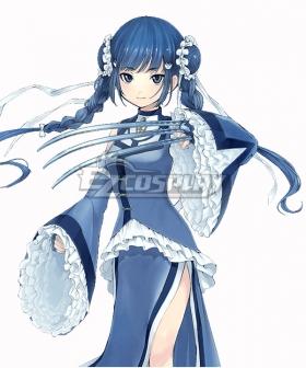 Puella Magi Madoka Magica Side Story: Magia Record Chun Meiyui Cosplay Costume