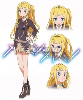 Marchen Madchen Agathe Arier Cosplay Costume