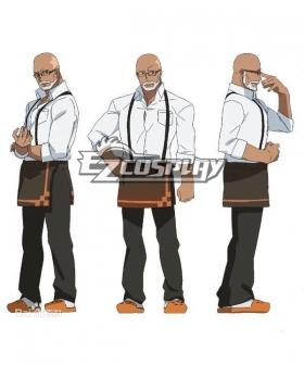Hamatora Master Cosplay Costume