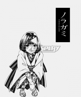 Noragami Nora Red Tattoo stickers Cosplay Accessory Prop - 15 piece