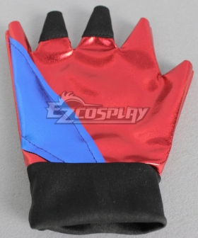 DC Comic Batman Suicide Squad Harley Quinn Cosplay Glove