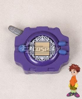 Digimon Adventure Digital Monster Izzy Izumi Koushiro Izumi Digivice Cosplay Accessory Prop