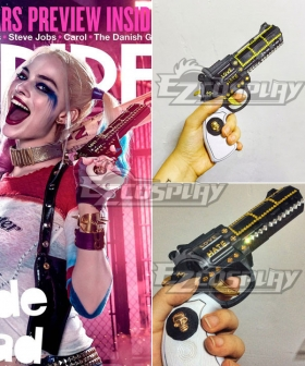 Suicide Squad Harley Quinn Cosplay Cosplay Accessory Prop Gun